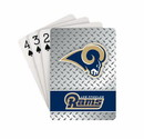 Los Angeles Rams Playing Cards - Diamond Plate