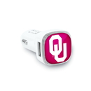 Oklahoma Sooners Car Charger