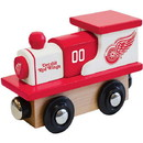Detroit Red Wings Wooden Toy Train