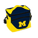Michigan Wolverines Cooler Halftime Design
