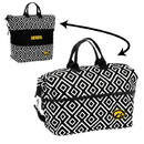 Iowa Hawkeyes Tote Expandable
