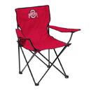 Ohio State Buckeyes Quad Chair - Logo Chair