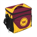 Washington Redskins Cooler 24 Can