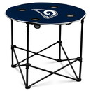 Los Angeles Rams Table Round Tailgate Special Order