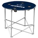 Dallas Cowboys Round Tailgate Table