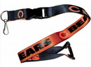 Chicago Bears Lanyard - Reversible
