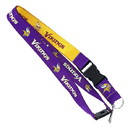 Minnesota Vikings Lanyard - Reversible