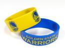 Golden State Warriors Bracelets - 2 Pack Wide
