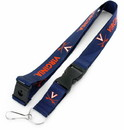 Virginia Cavaliers Lanyard - Blue
