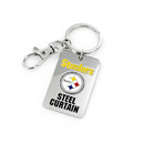 Pittsburgh Steelers Keychain Slogan
