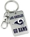 Los Angeles Rams Keychain Slogan
