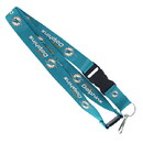 Miami Dolphins Lanyard - Teal
