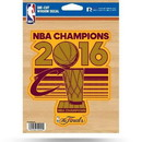 Cleveland Cavaliers Decal Die Cut 2016 Champions