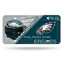 Philadelphia Eagles License Plate Metal