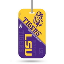 LSU Tigers Luggage Tag