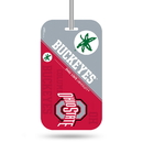 Ohio State Buckeyes Luggage Tag