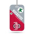 Ohio State Buckeyes Luggage Tag