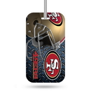 San Francisco 49ers Luggage Tag