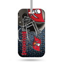 Tampa Bay Buccaneers Luggage Tag