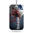 New England Patriots Luggage Tag
