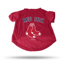 Boston Red Sox Pet Tee Shirt Size L