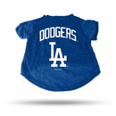 Los Angeles Dodgers Pet Tee Shirt Size L