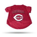 Cincinnati Reds Pet Tee Shirt Size XL
