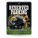 Jacksonville Jaguars Sign Metal Parking Special Order