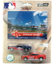 Boston Red Sox 1:64 Dodge Charger & Ford Mustang 2-Pack