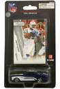 San Diego Chargers Vincent Jackson 1:64 Mustang with Trading Card