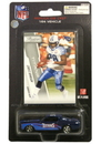 Tennessee Titans Chris Johnson 1:64 Mustang with Trading Card