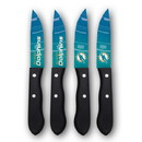 Miami Dolphins Knife Set - Steak - 4 Pack