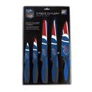 Buffalo Bills Knife Set - Kitchen - 5 Pack