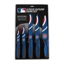 Chicago Cubs Knife Set - Kitchen - 5 Pack