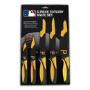 Pittsburgh Pirates Knife Set - Kitchen - 5 Pack