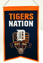 Detroit Tigers Banner Wool Nations