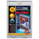 One Touch UV Card Holder with Magnet Closure - 55pt