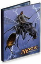 4 Pocket Magic the Gathering Portfolio - Needle Specter / Indigo Faerie