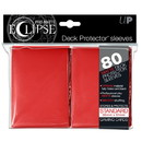 Deck Protectors - Pro Matte - Eclipse Red (8 packs per display)