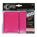 Deck Protectors - Pro Matte - Hot Pink (100 Per Pack)