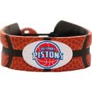 Detroit Pistons Classic Basketball Bracelet