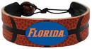 Florida Gators Florida Wordmark Logo Classic Basketball Bracelet