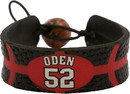 Portland Trail Blazers Bracelet Team Color Basketball Greg Oden