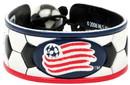 New England Revolution Bracelet Classic Soccer