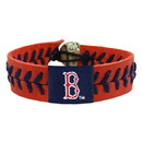 Boston Red Sox Baseball Bracelet - Team Color Style