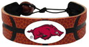 Arkansas Razorbacks Classic Basketball Bracelet