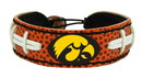 Iowa Hawkeyes Bracelet - Classic Football