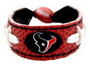 Houston Texans Classic Football Bracelet