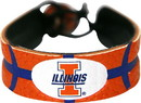 Illinois Fighting Illini Bracelet Classic Basketball Orange