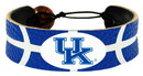 Kentucky Wildcats Team Color Basketball Bracelet